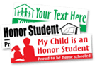 Home School Stickers.